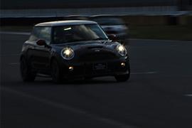 MINI コネクション 2014「レーシングタクシー」
