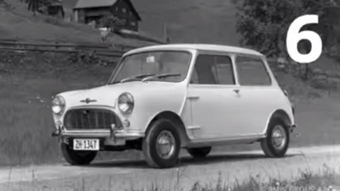 小さな小さな自動車、MINIの誕生