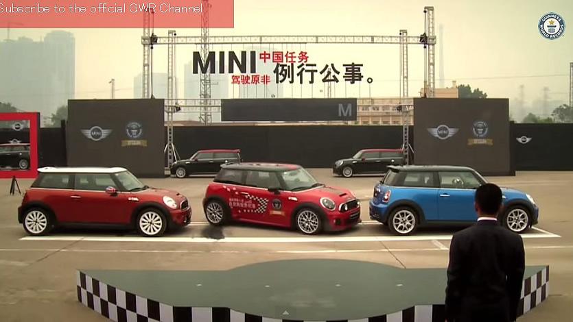 縦列駐車世界イチ決定戦! 2012年の王者はミニだった!