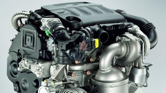 ミニのディーゼルエンジン。