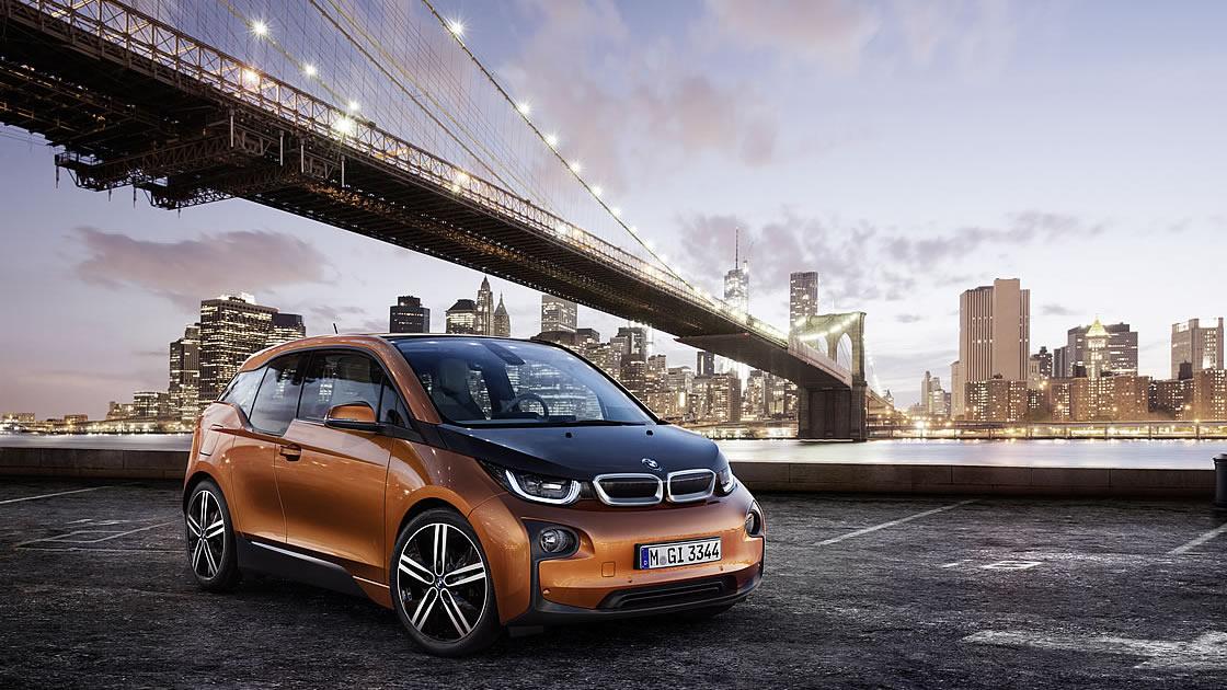 BMWI i3がカー・オブ・ザ・イヤーの10ベストカーに。