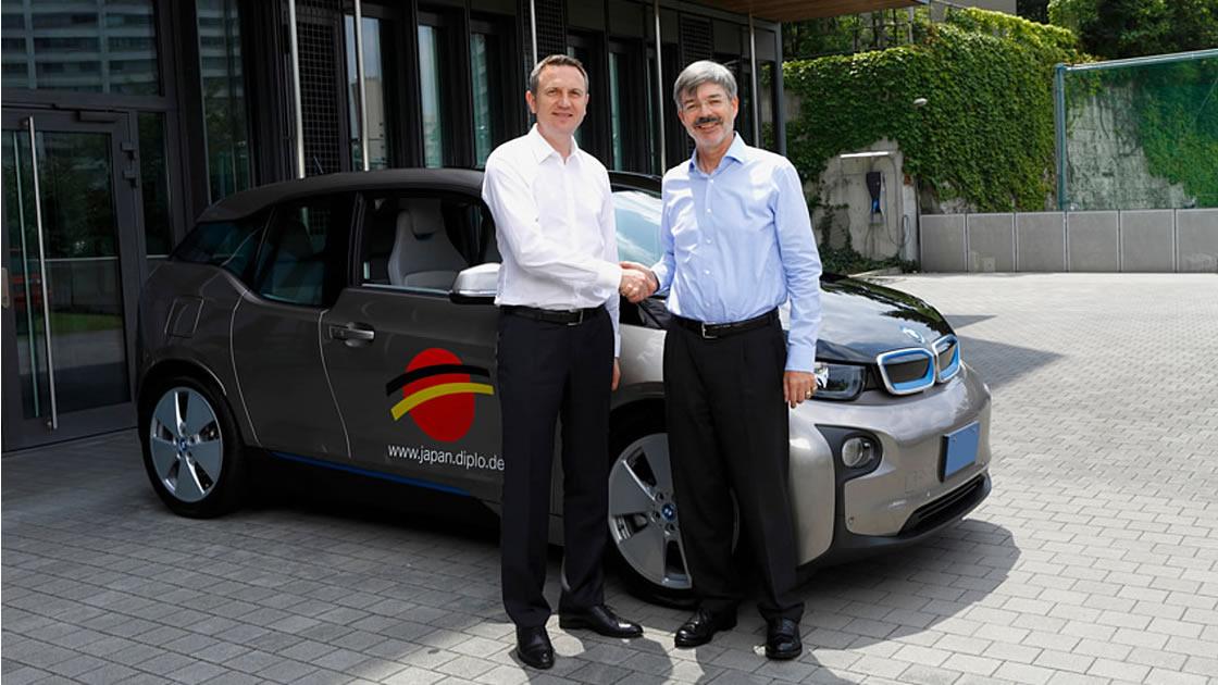 BMW社長ペーター・クロンシュナーブル氏