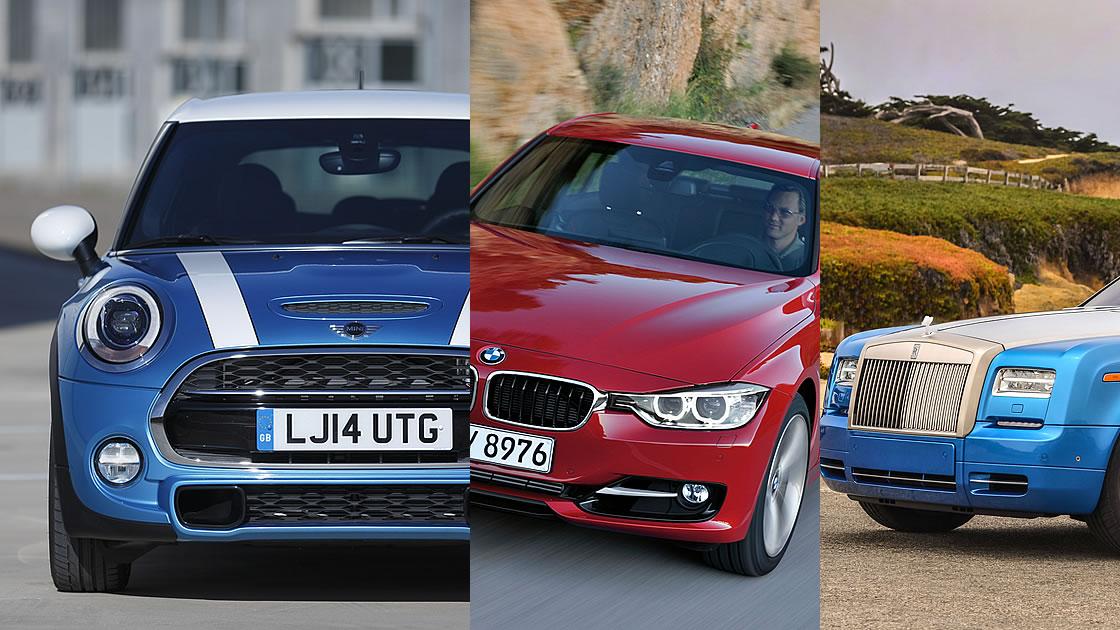 2014年上半期。BMWグループの販売台数が153万台に。