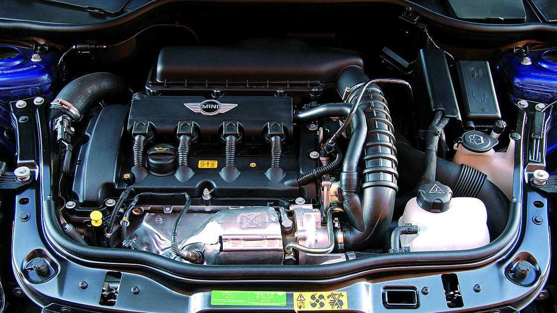ミニ第2世代、2010年以降のエンジン。