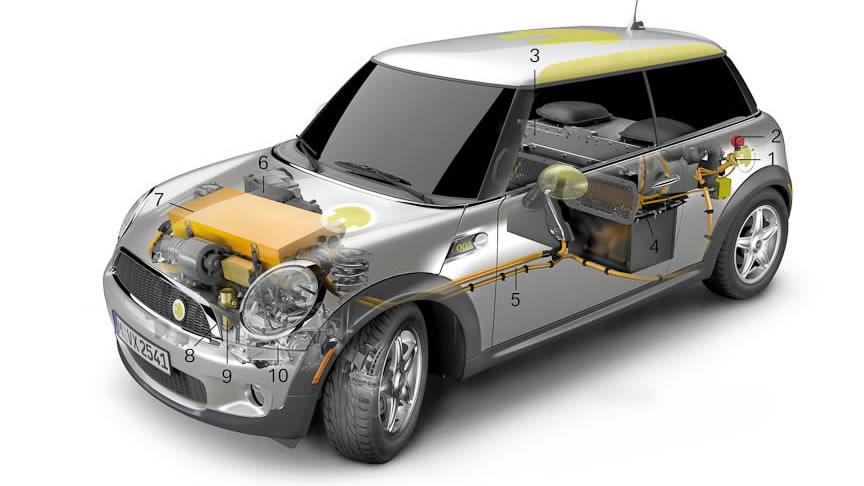 MINIに電気自動車を導入?