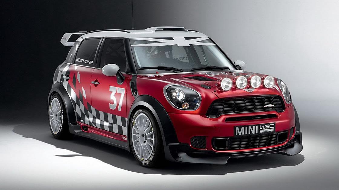 ミニ・ジョン クーパー ワークス WRC
