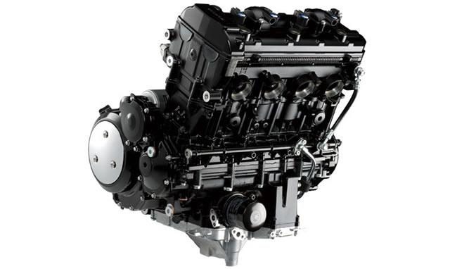 スズキ隼(ハヤブサ)のエンジン