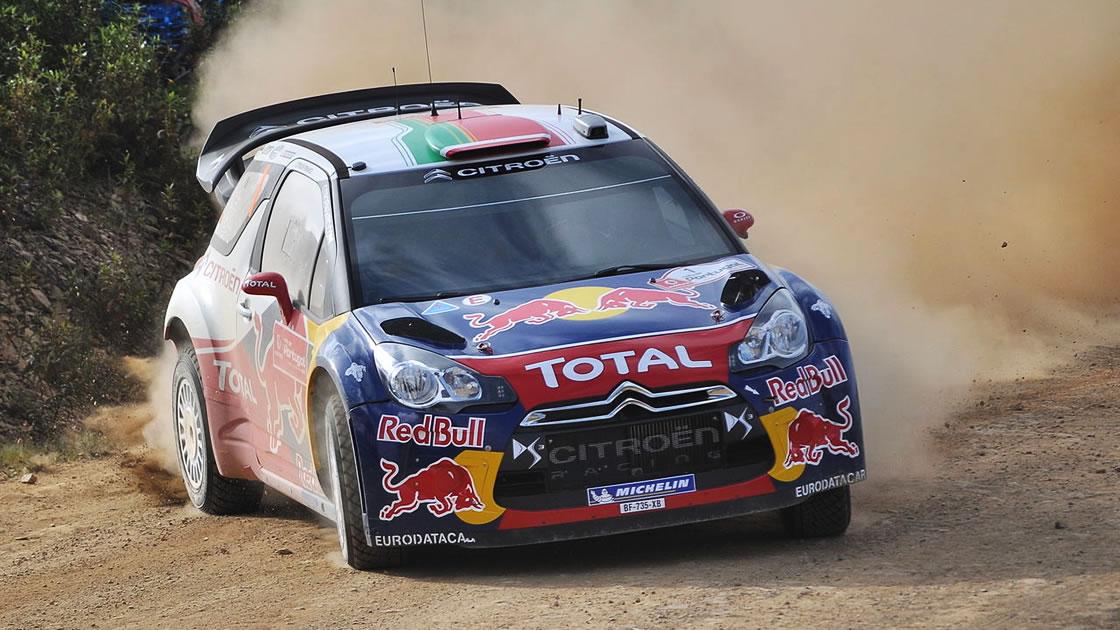 WRCラリー写真