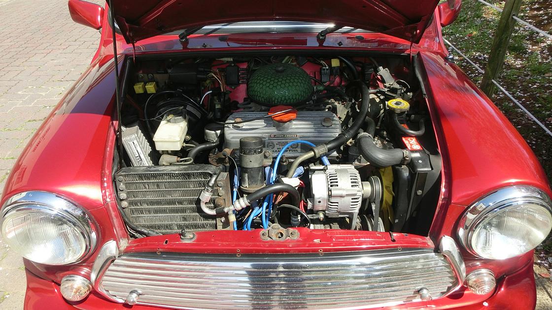 1996年式 Mini カブリオレ