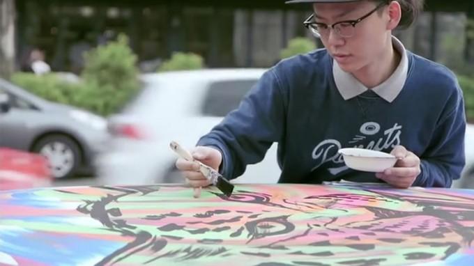 次なるアーティストはアートユニット、WHOLE9。