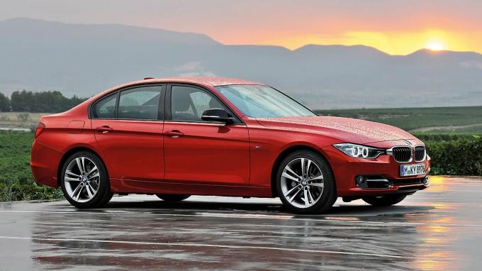 BMW3シリーズ セダン(F30)