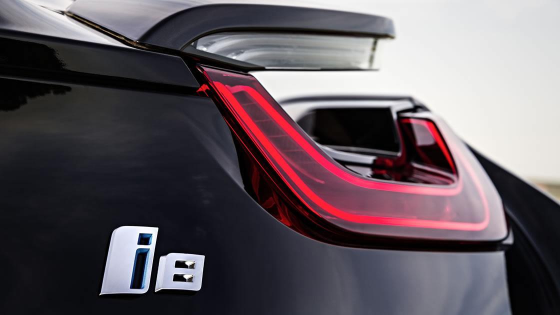 BMW i8(I12