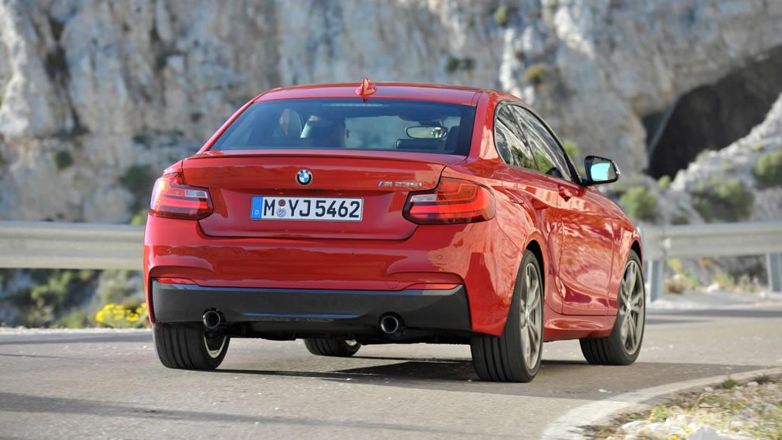 BMW 2シリーズ・クーペ(F22)