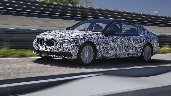 次期BMW 7series (G11/12)