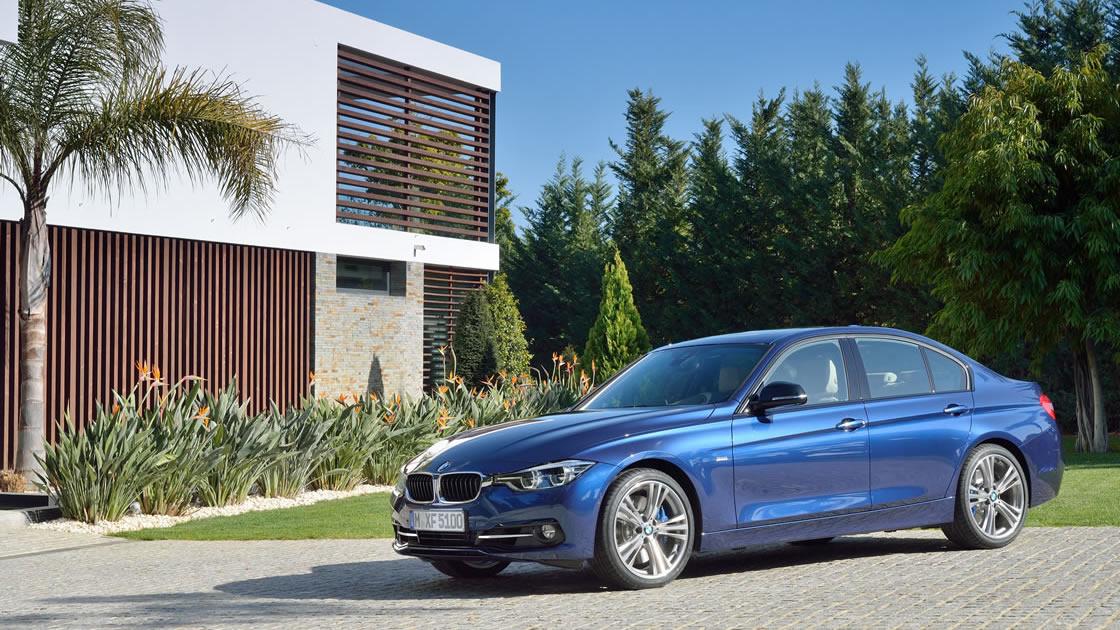 BMW3シリーズ(F30)