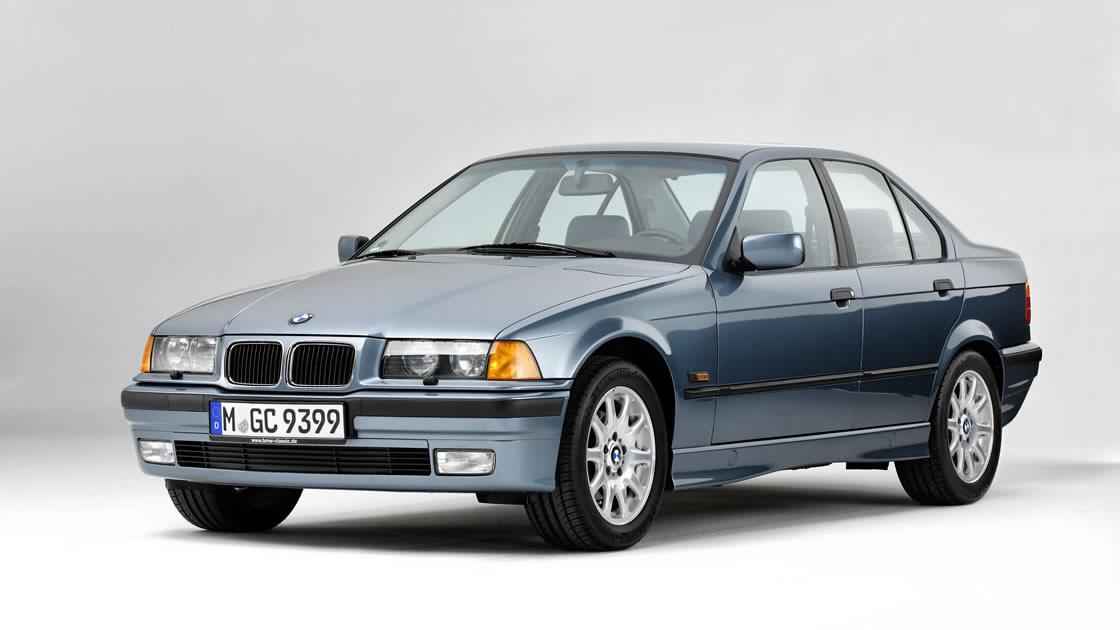BMW3シリーズ(E36)