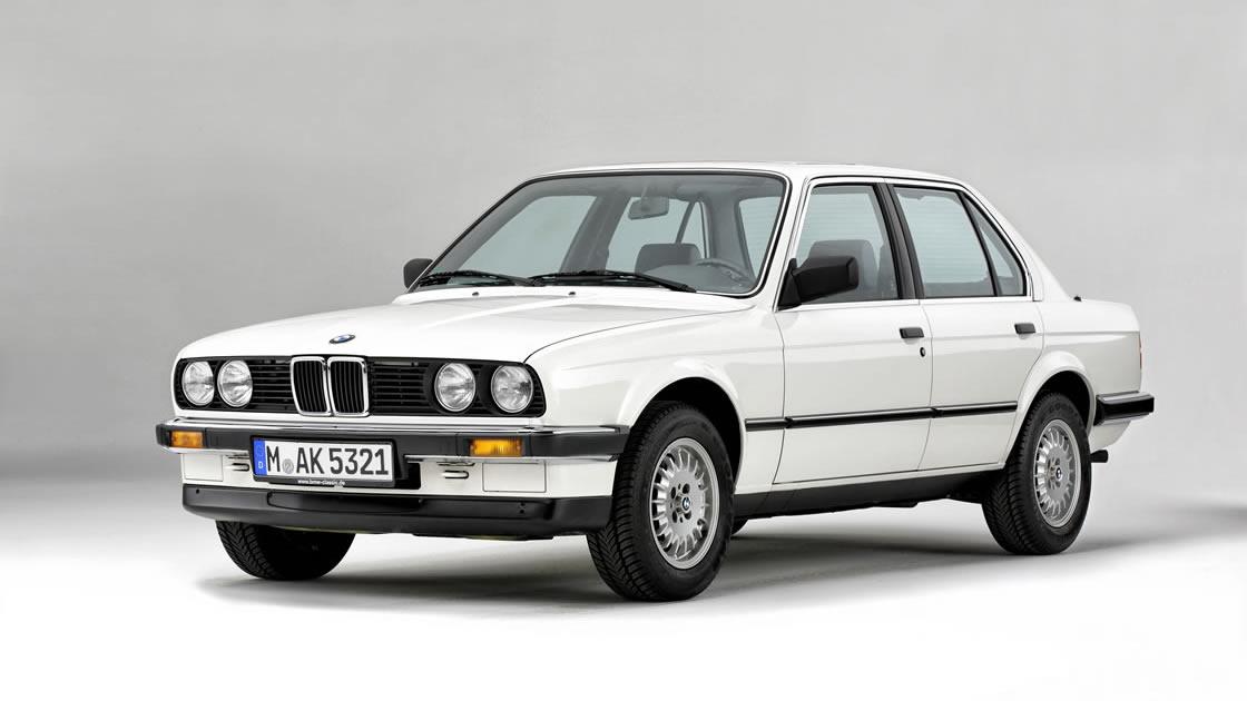 BMW3シリーズ(E30)