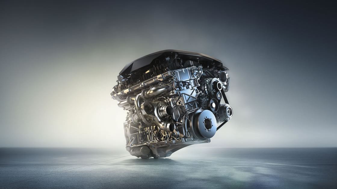 BMW直列6気筒エンジン「B58B30A」