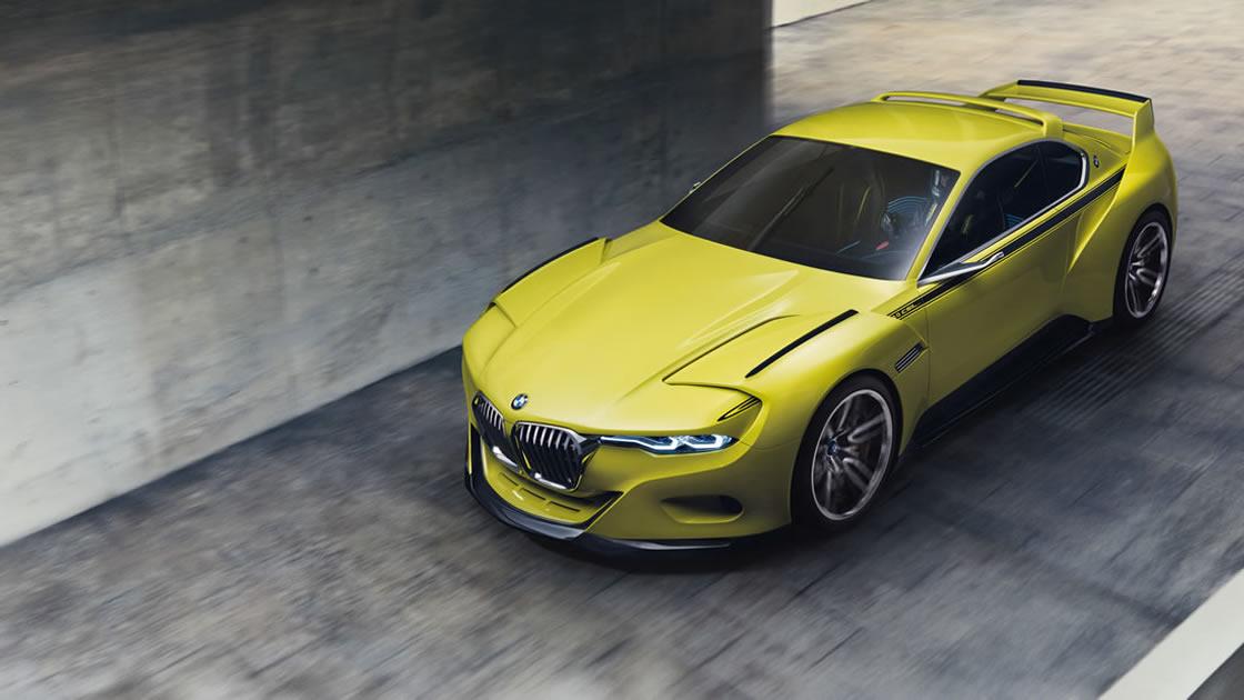 BMW 3.0CSLオマージュ