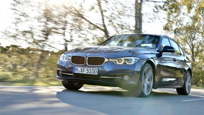 BMW3シリーズ ディーゼルエンジン