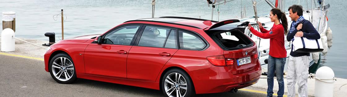 BMW3シリーズ・ツーリング(F31)