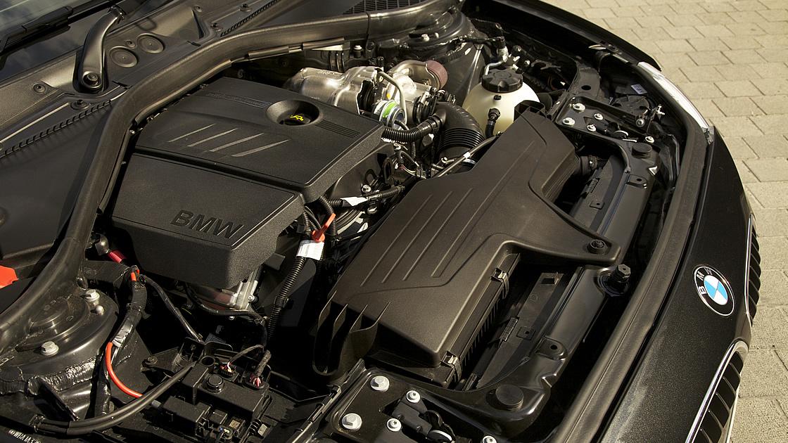 BMW1シリーズ(F20)のエンジン