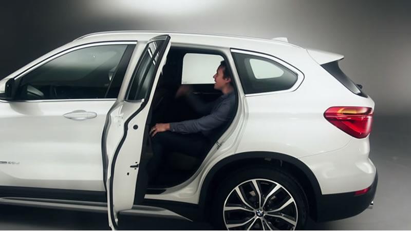 新型BMW X1(F48)