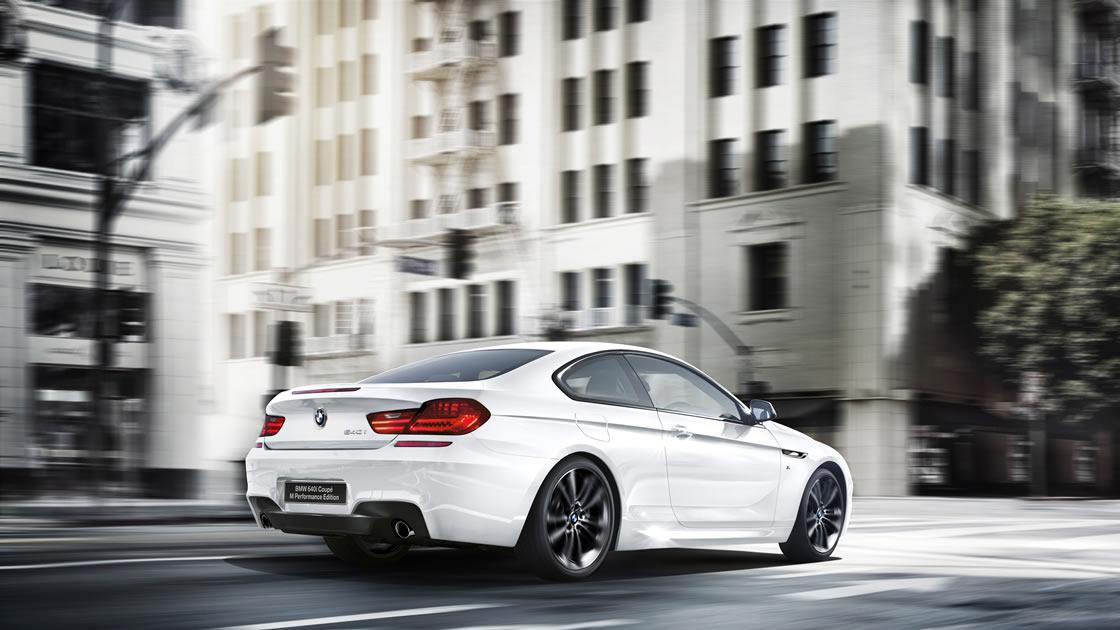 BMW 640iクーペM Performance Edition