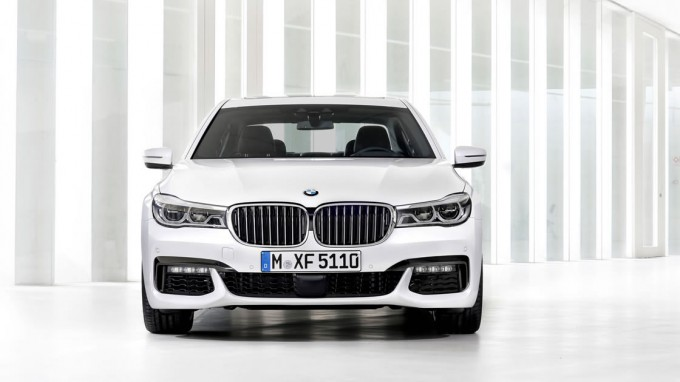 NEW BMW 7 Series Msport