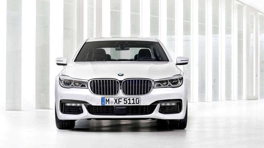 NEW BMW 7 Series Msport