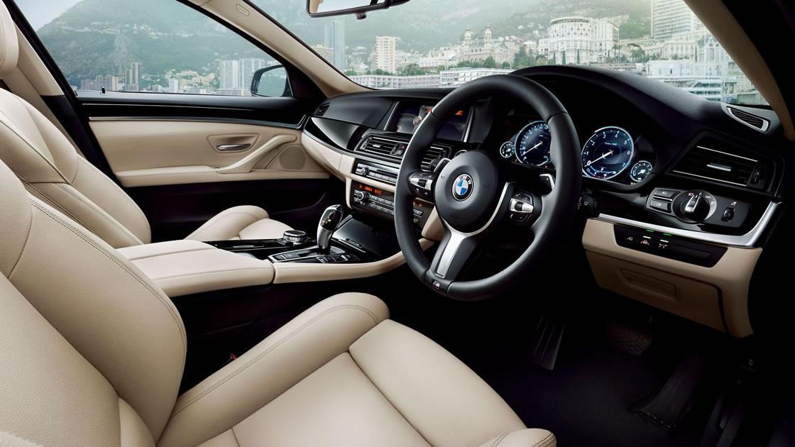 BMW5シリーズ「Grace Line」