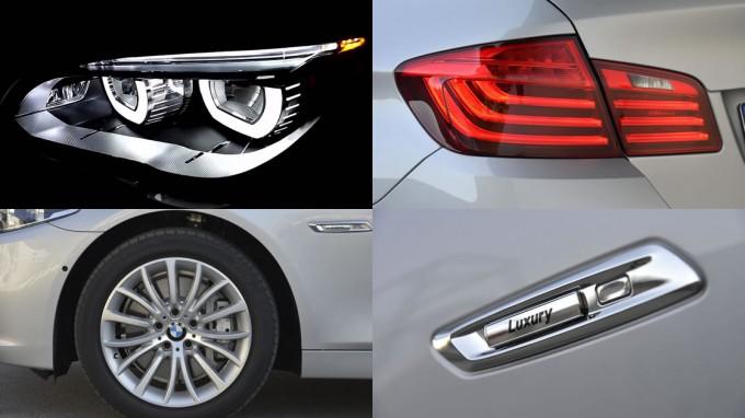 BMW5シリーズ 装備類
