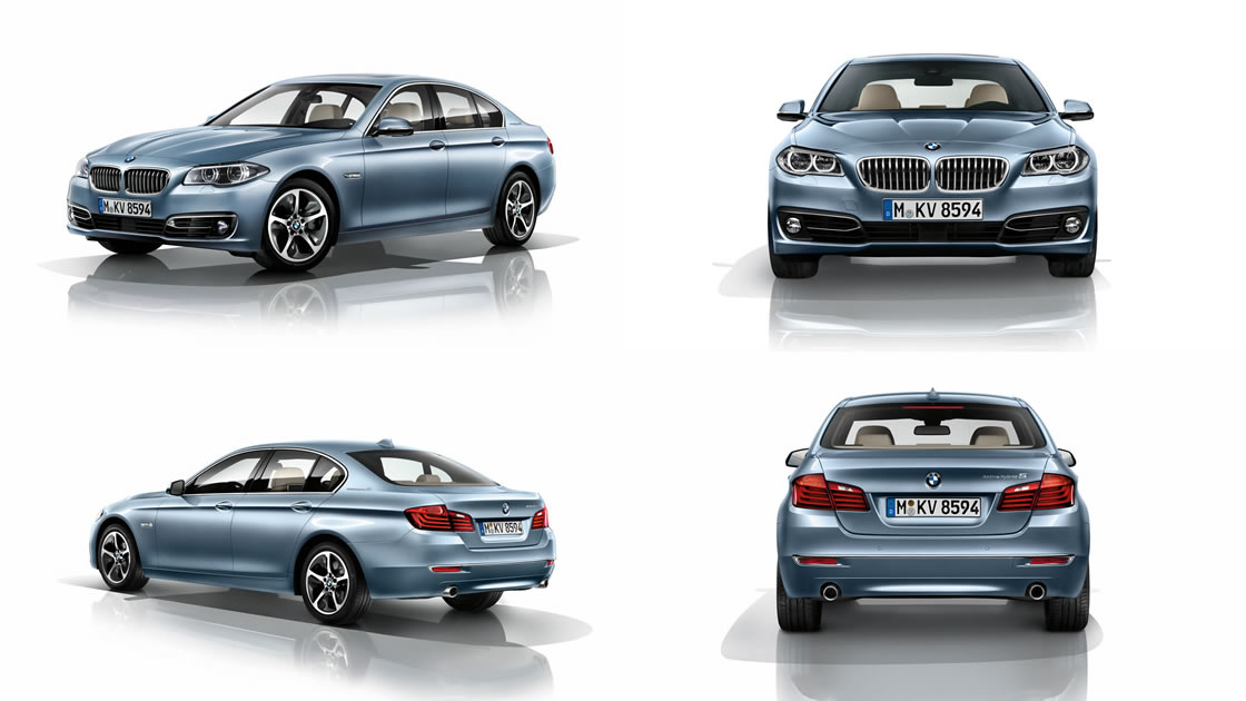BMW5シリーズ エクステリア