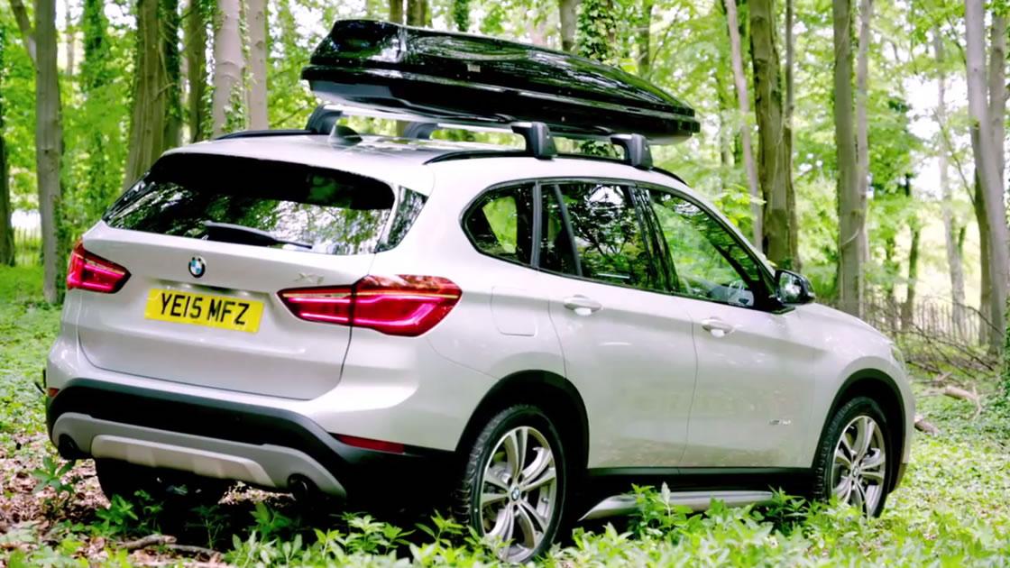 BMW X1 ルーフキャリア