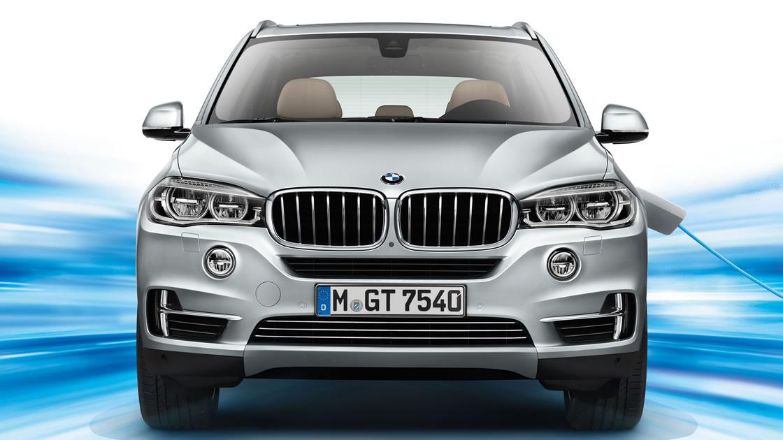 BMW X5 PHV