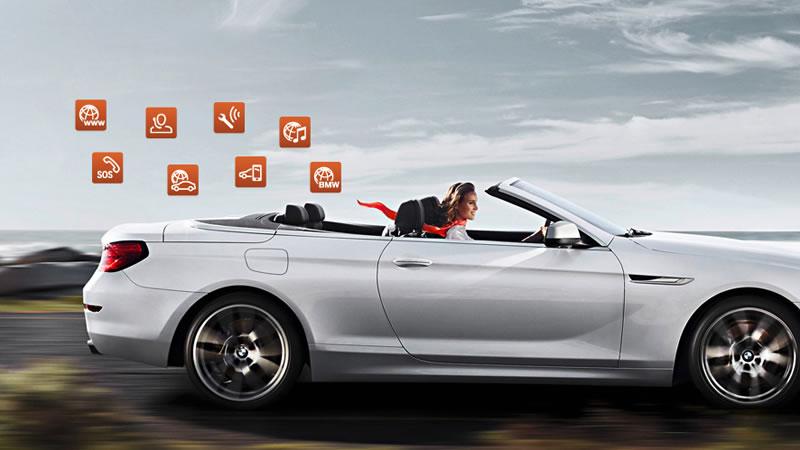 BMWナビゲーション「iDrive」- コネクテッドドライブサービス