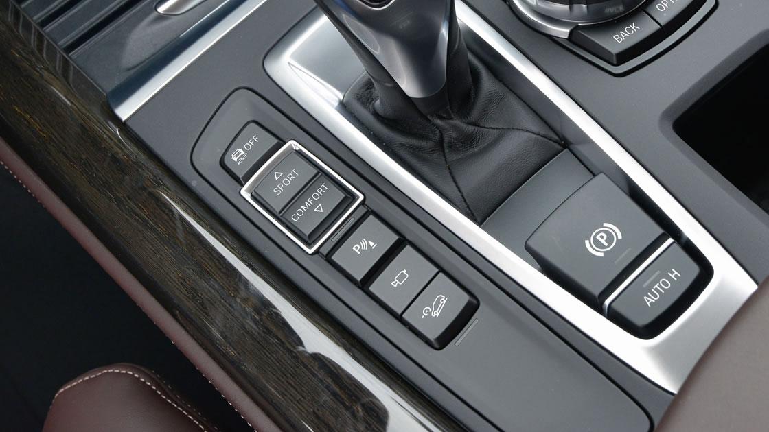 BMWナビゲーション「iDrive」- ドライビングパフォーマンスコントロール