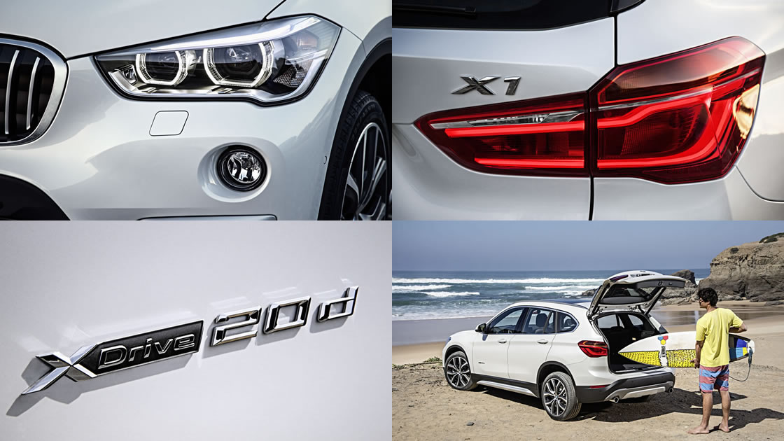 BMW X1(F48)装備