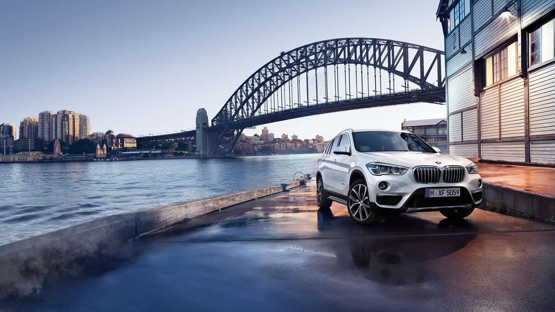新型 BMW X1(F48)