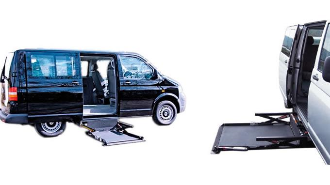 福祉車両への改造