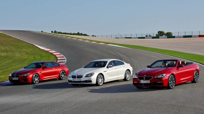 BMW6シリーズ マイナーチェンジ