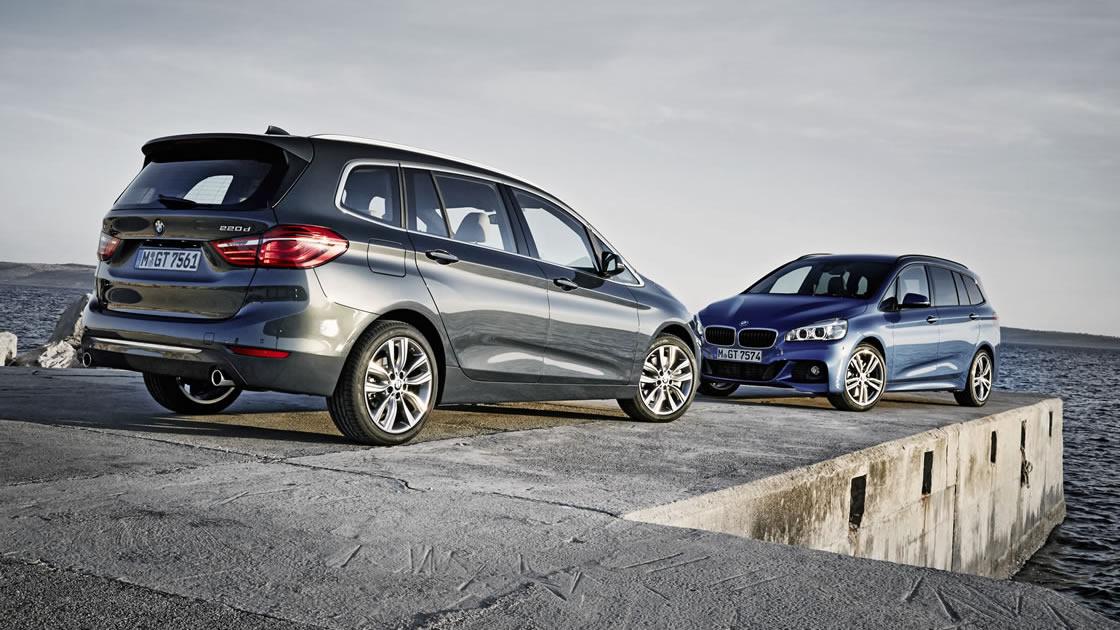 BMW2シリーズ・グランツアラー
