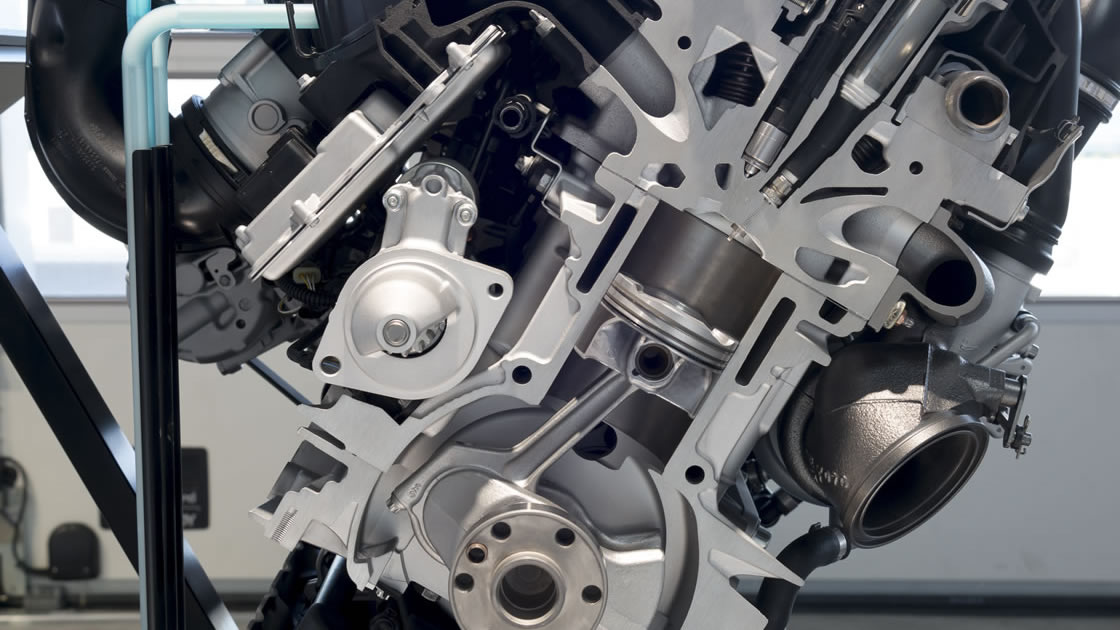 BMW Direct Water Injection