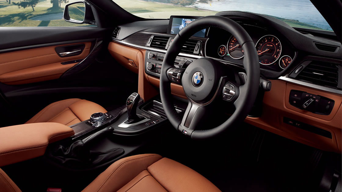 BMW3シリーズの装備の違い