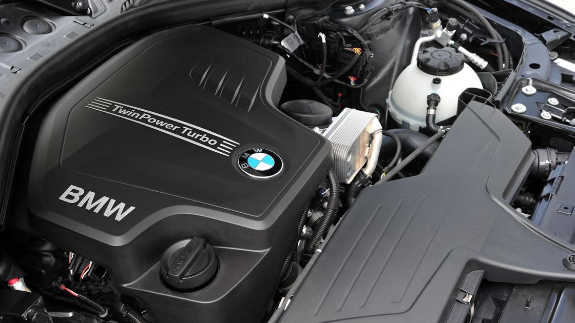3シリーズのエンジン