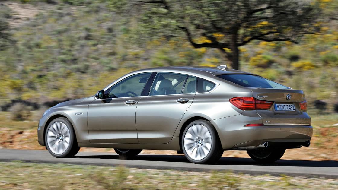 BMW5シリーズグランツーリスモ(F07)