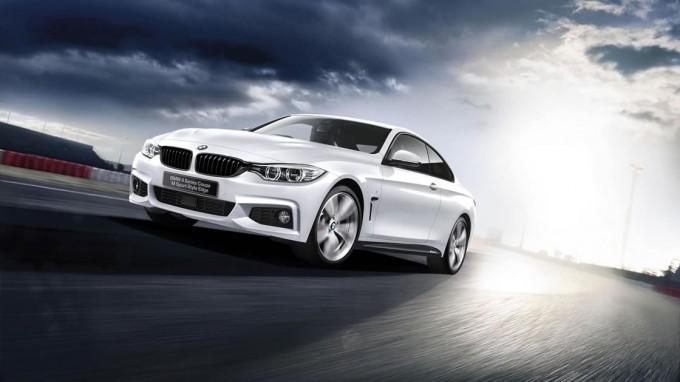 BMW4シリーズクーペ M Sport Style Edge