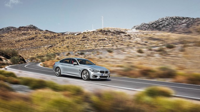 BMW4シリーズグランクーペ