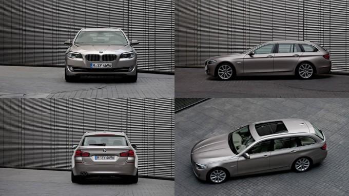 BMW 5シリーズ・ツーリング (F11)