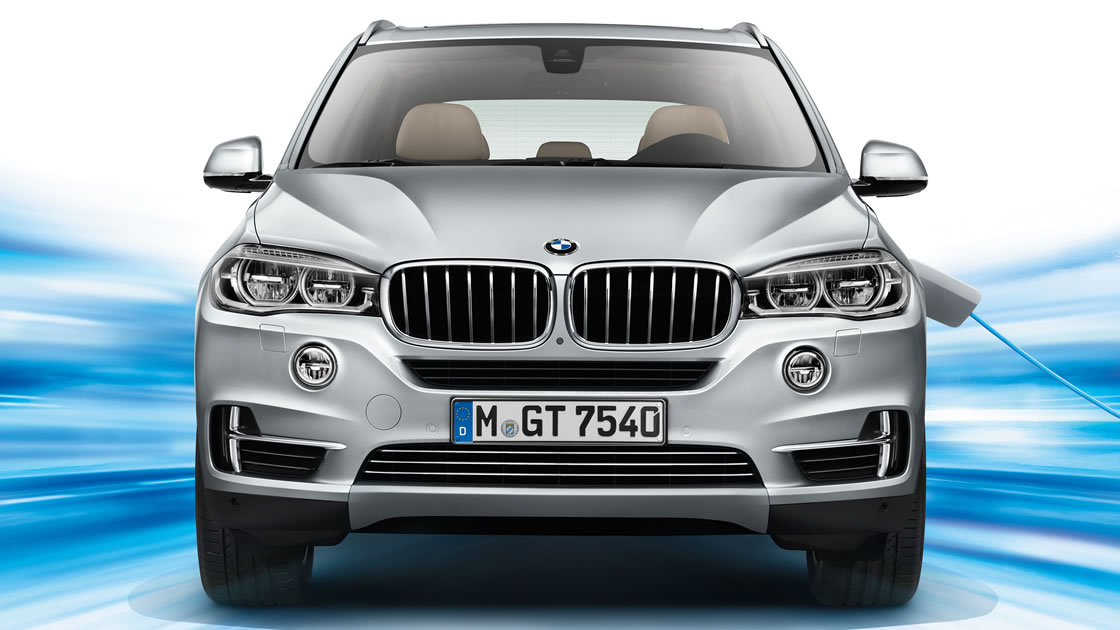 BMW x5 プラグインハイブリッド